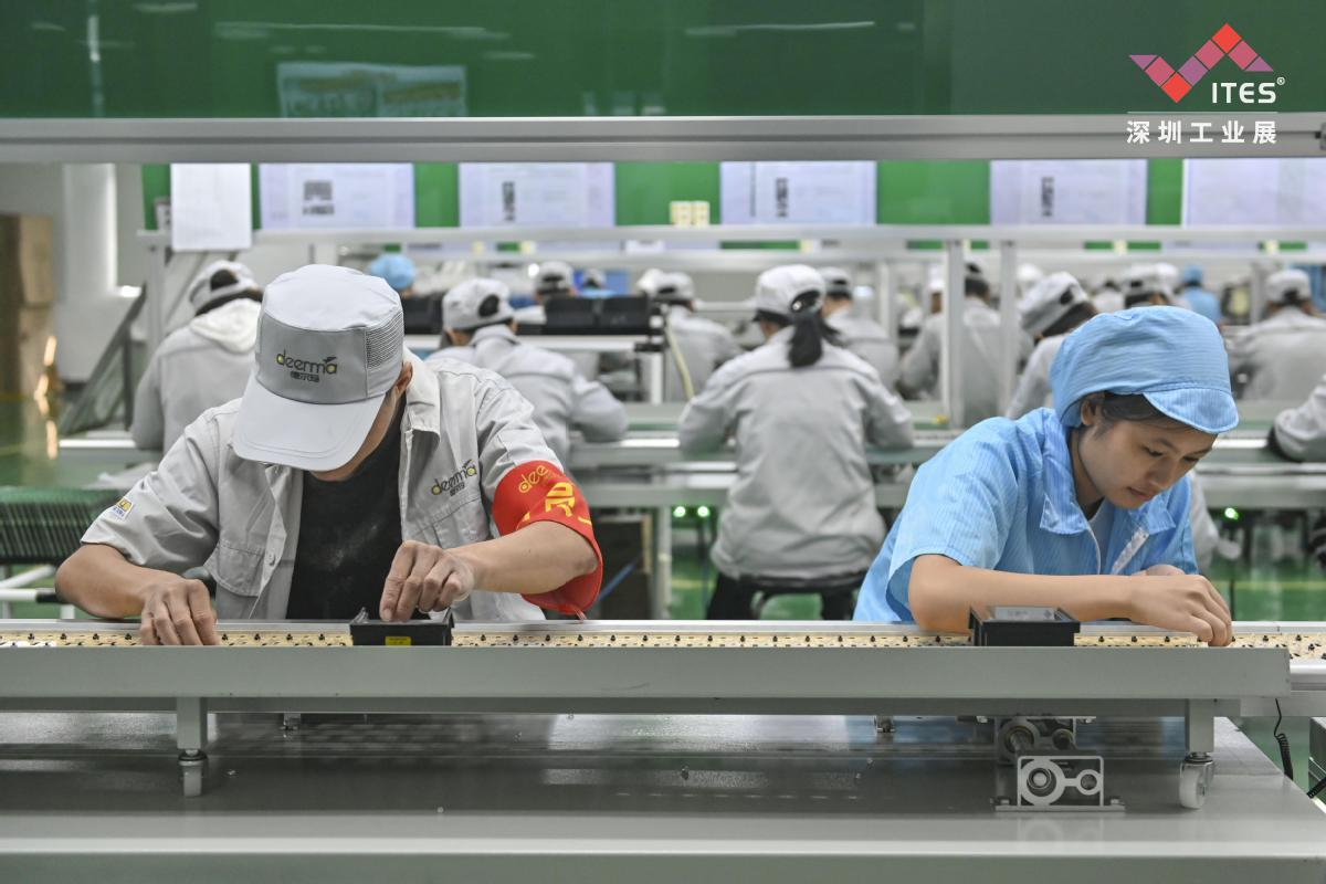 Manufacturing Gives Economy Timely 'Power'